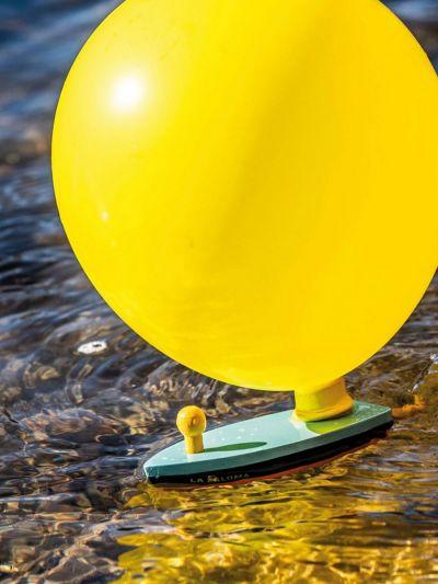 "Jouet bateau ballon ""Multicolore"""