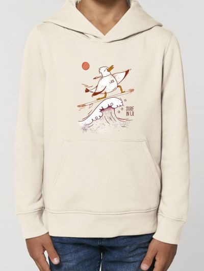 "Sweat enfant ""Surf in LR"""