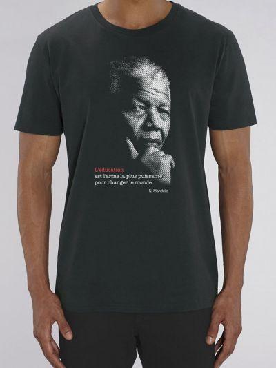 """T-shirt homme  """"Mandela"""""""