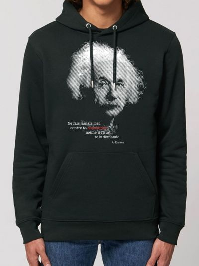 "SWEAT HOMME "" EINSTEIN"""