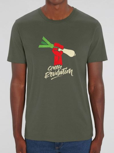 "T-shirt homme ""Green revolution"""