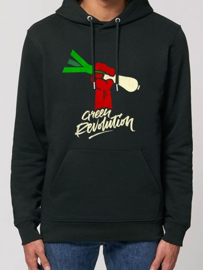 "Sweat homme ""Green revolution"""