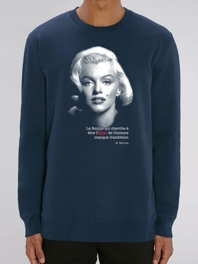 "SWEAT HOMME ""MARYLINE"""