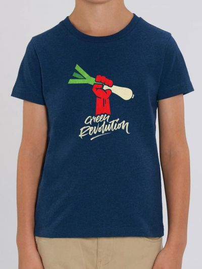 "T-shirt enfant ""Green revolution"""