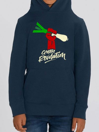 "Sweat enfant ""Green revolution"""