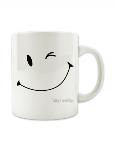 """MUG """"SMILEY"""""""