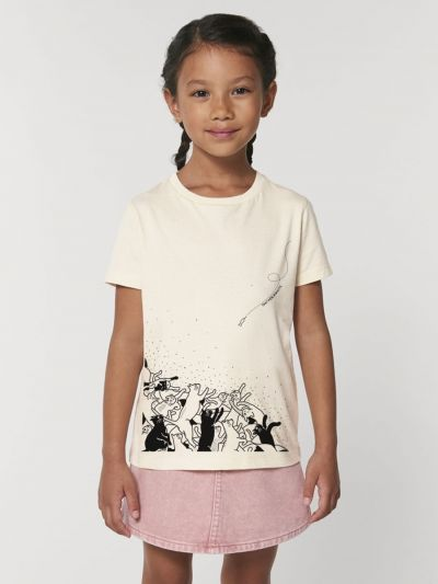 Tee shirt enfant Poisson Clown