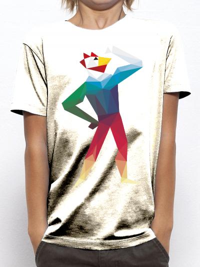 "T-shirt enfant ""Coq"""