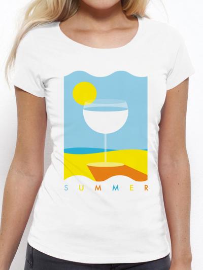 """T-shirt femme """"Summer"""""""
