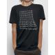 """T-shirt enfant """"Je ne dois pas écrire"""""""