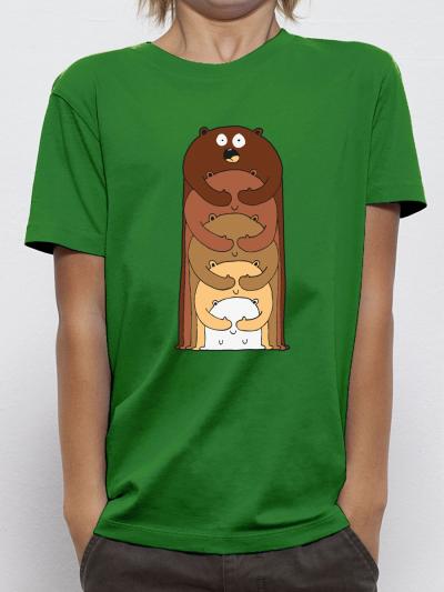 """T-shirt enfant """"Ours"""""""