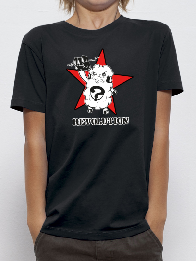 "T-shirt enfant ""Revolution"""