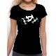 """T-shirt femme """"Velo Vinyle"""""""