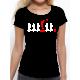 """T-shirt femme """"Deconnecté"""""""