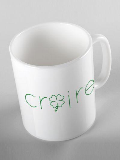 "MUG ""CROIRE"""