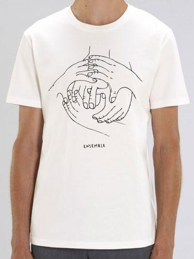 "T-shirt homme ""ENSEMBLE"""