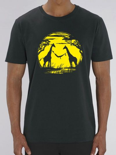 """T-shirt homme """"GIRAFE"""""""