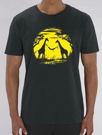 """T-shirt homme """"GAZ A EFEFET DE CERF"""""""