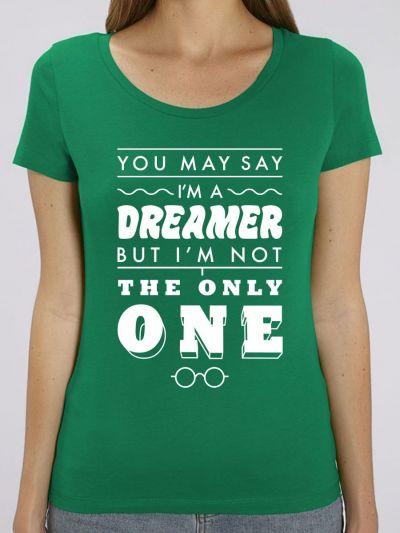 """T-shirt femme """"dreamer"""""""