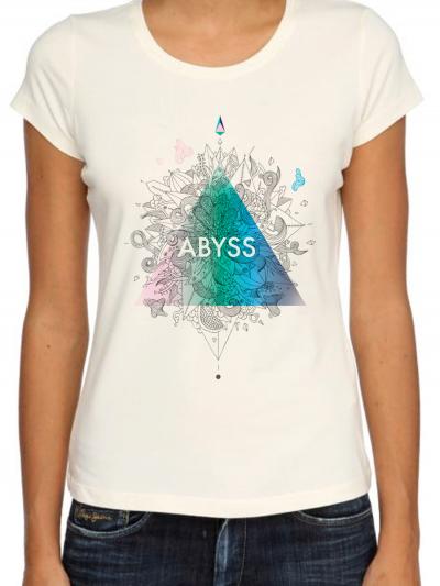 """T-shirt femme """"Abyss"""""""