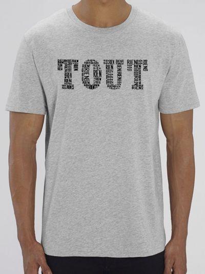 """T-shirt homme """"Tout noir"""""""