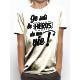 """T-shirt enfant """"Je suis le héros de ma vie !"""""""