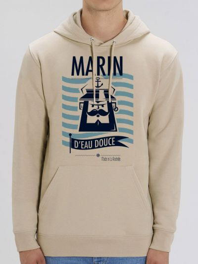"Sweat homme ""Marin"""