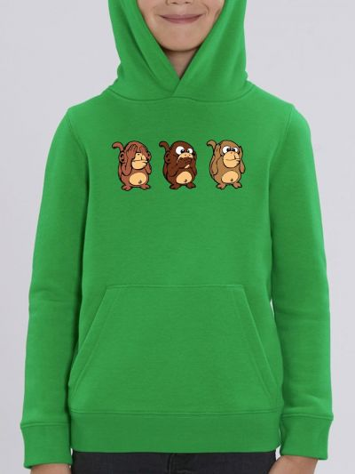 "Sweat enfant ""Singes"""
