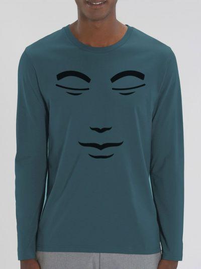 """T-shirt manches longues homme """"Zen"""""""
