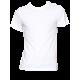 """Tee shirt homme """"Poissons unis """" blanc en coton biologique"""