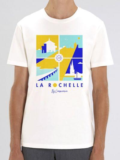 "Tee shirt homme ""La Rochelle"""