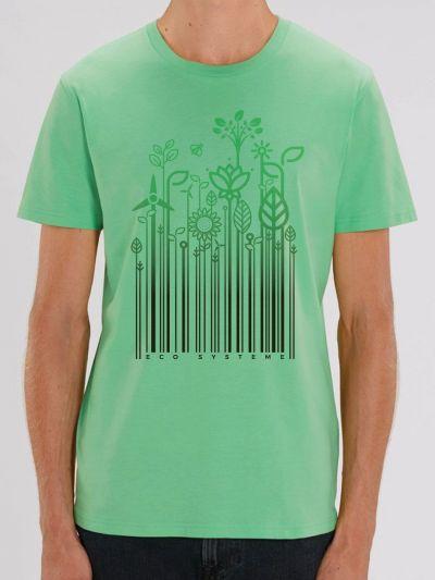 T-shirt Homme Eco Système