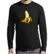 "T-shirt manches longues homme ""Banane"""