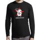 """T-shirt manches longues homme """"révolution"""""""